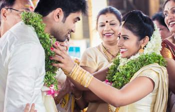 Darshan Priya and Harsha's Wedding
