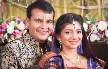 Mahavir and Nisha's Wedding