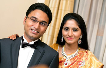 Raghu and Bindu's Wedding