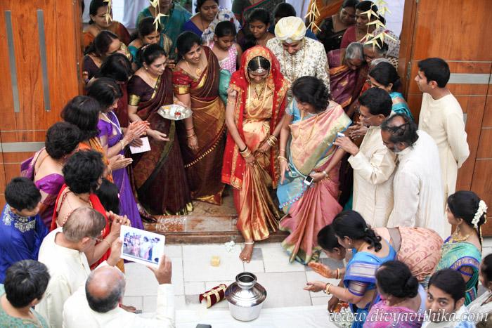 Akshay and Nivedita's Wedding