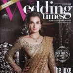 Dia Mirza Photo Shoot - Wedding Times Magazine
