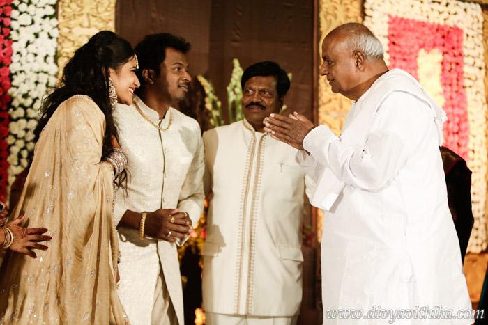 Pannaga and Nikhita's Wedding