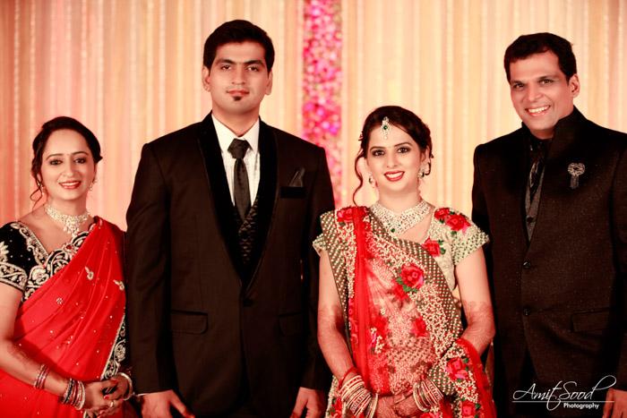 Akshay and Richa's Wedding