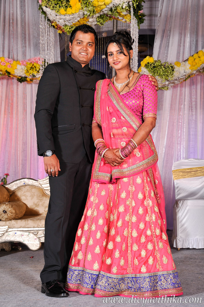 Vikram and Deepa's Wedding