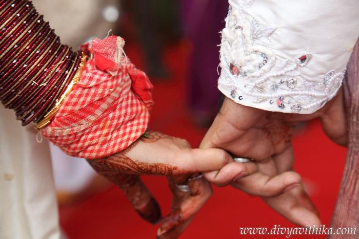 Vikram and Hema's Wedding