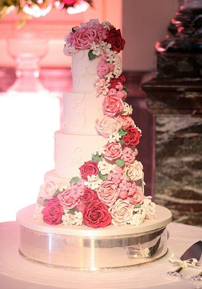 Amazing wedding cake inspiration and ideas pink cakes 38 mightylinksfo