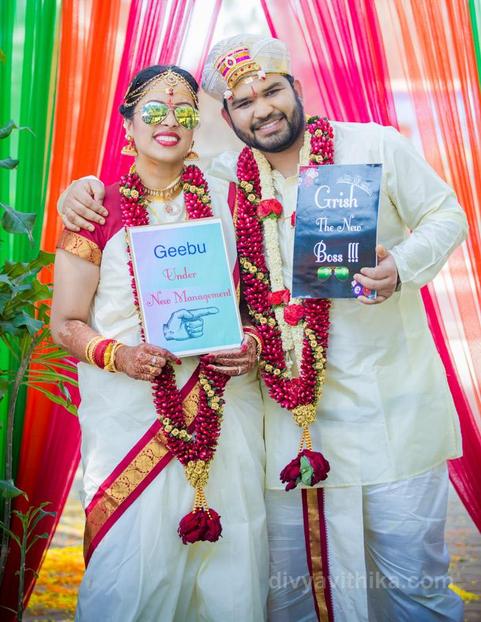 Gautam and Grishma