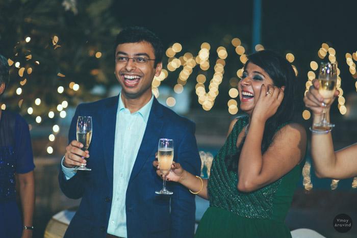 Abhinav and Amita