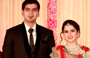 Akshay and Richa's Wedding
