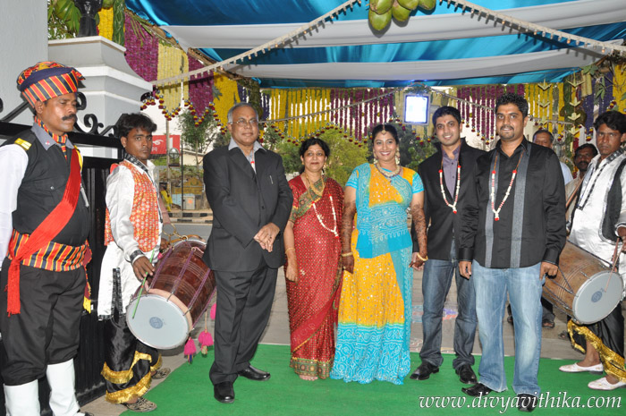 Pruthvi's Mehendi