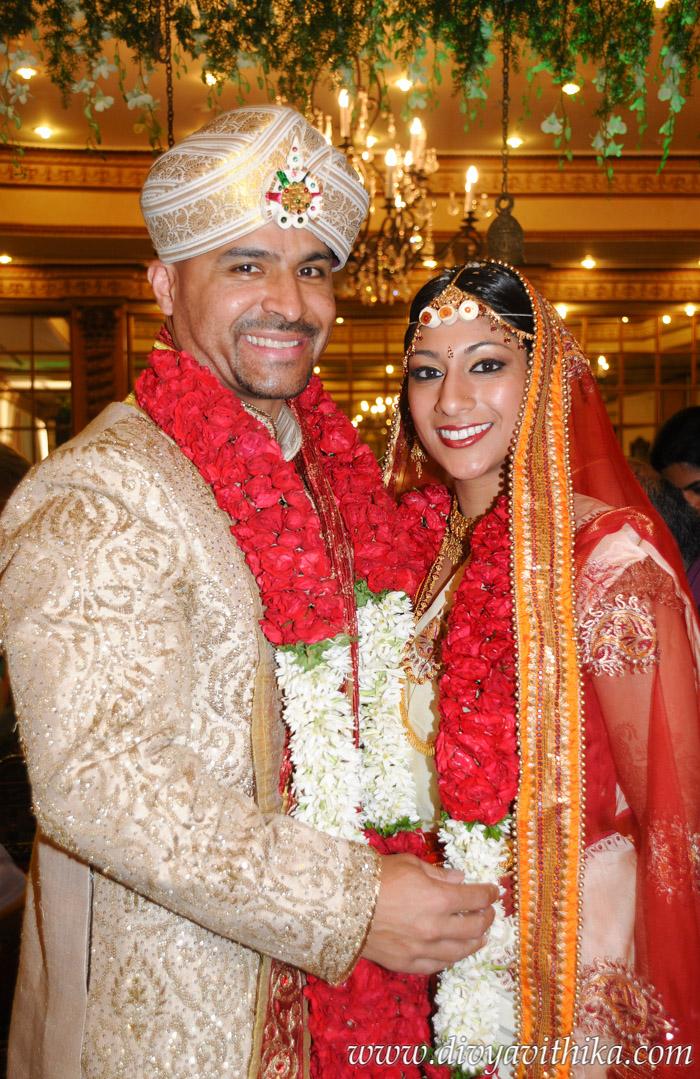 Monica and Luis Wedding