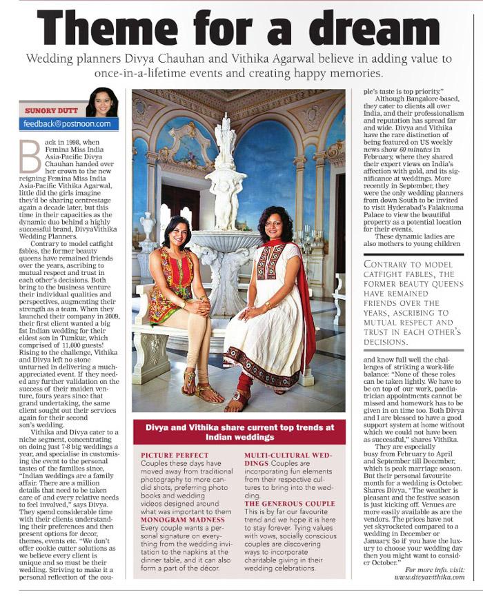 Article in Postnoon Oct 2012