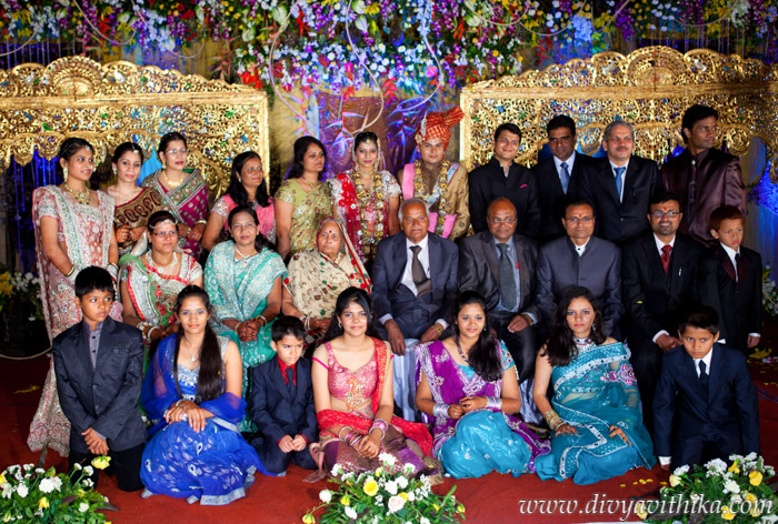 Mahavir and Nisha's Wedding