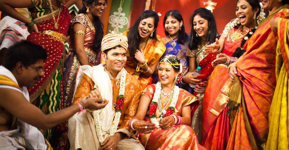 Sunny and Manu's Wedding