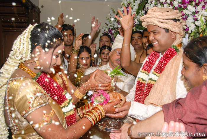 Vikram and Deepa's Wedding