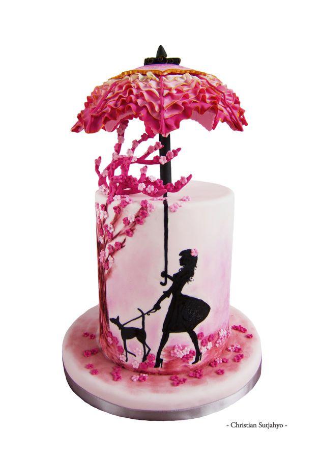 Artsy cakes 13