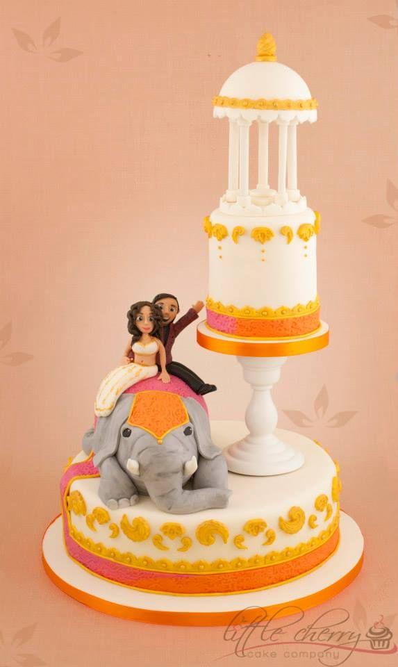 Indian cake 1