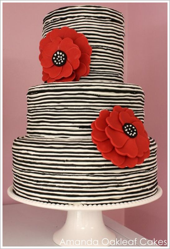 Modern cake designs 54