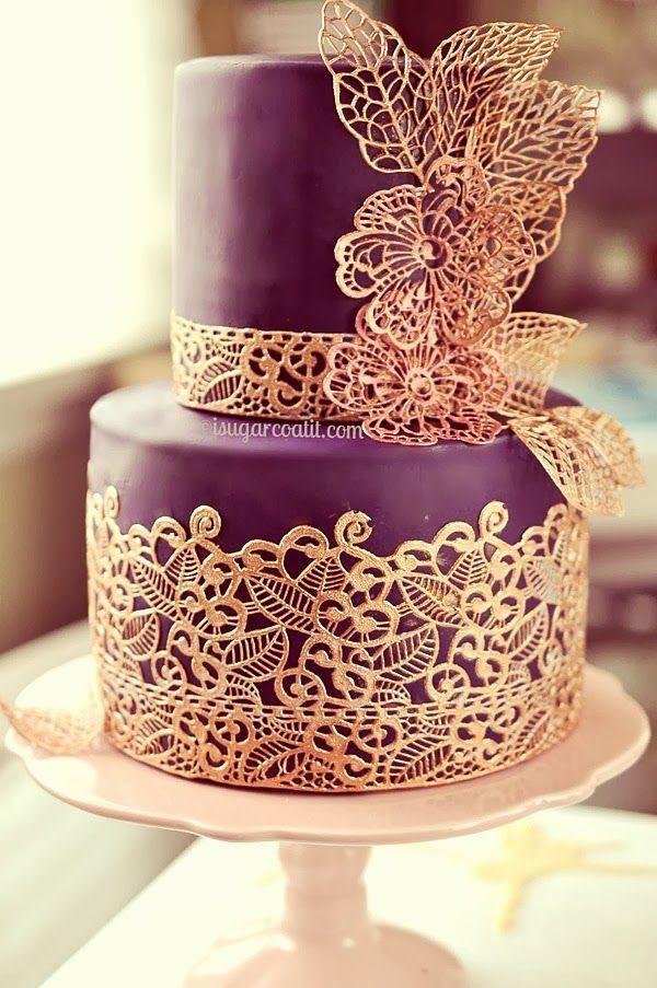 Unique cake colors 29