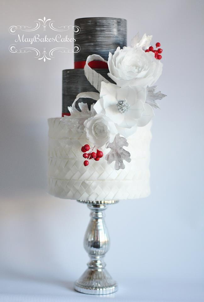blackwhite and grey cakes 47.5