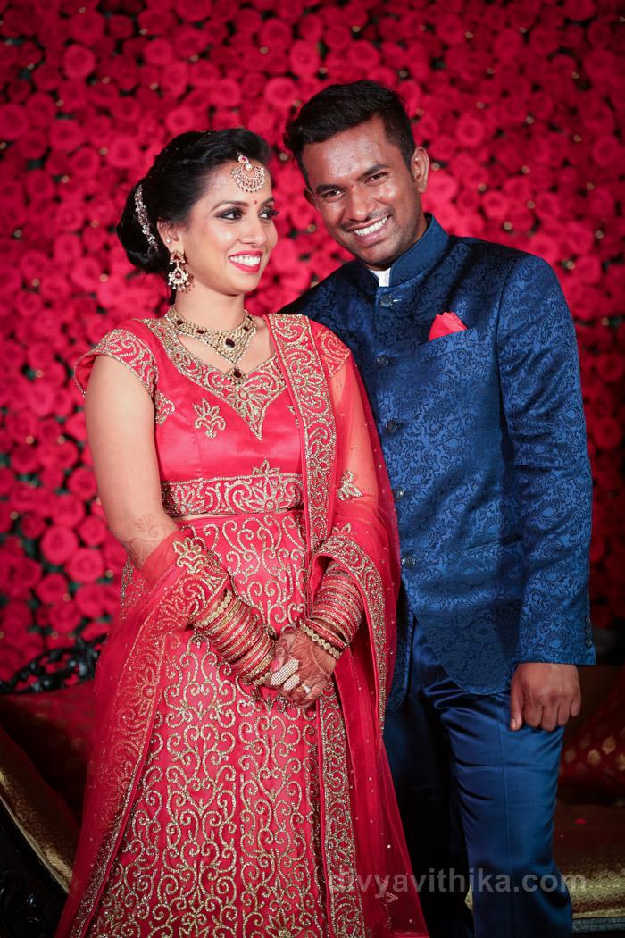 Sandesh and Krutika