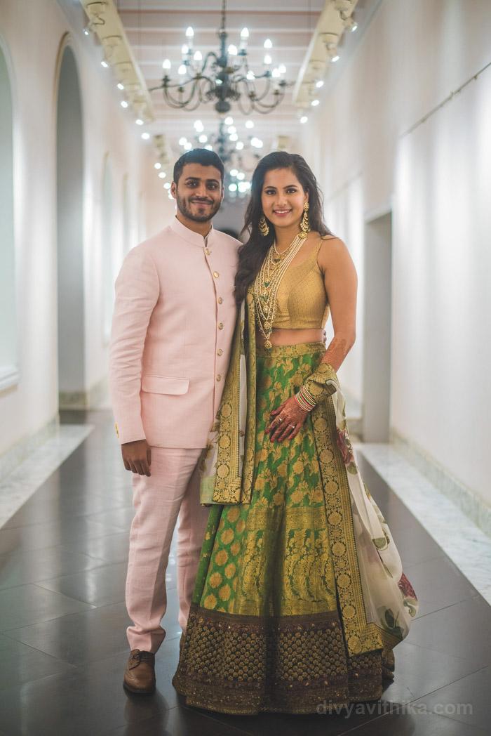 Abhinav and Ishika
